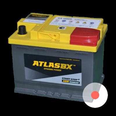 ATLAS BX (SA 56020) 60 (о.п.) AGM  [д242ш175в190/680]   [L2]