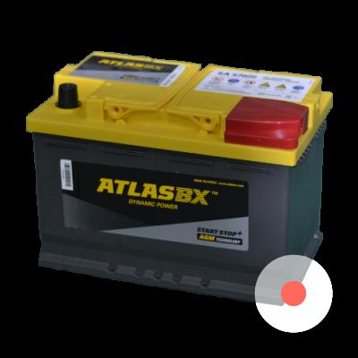 ATLAS BX (SA 57020) 70 (о.п.) AGM